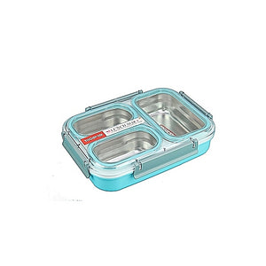 TEDEMEL Stainless steel lunch box (mix colours)