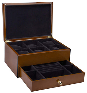 Boxania Wooden Watch/Jewelry/Accessories Box for Men/Women