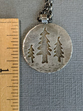 Load image into Gallery viewer, Tree Necklace #208