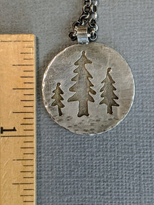 Tree Necklace #208