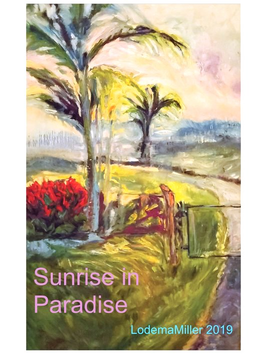 Sunrise in Paradise (1) Poster