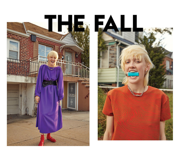 The Fall Mag, A Gentlewoman's Agreement
