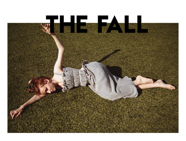 The Fall Mag & the MLE Palm Scrunchie