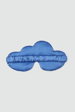 Cloud Sleep Mask in Periwinkle