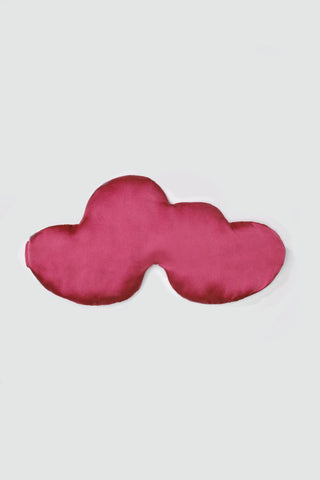 Cloud Sleep Mask in Rose