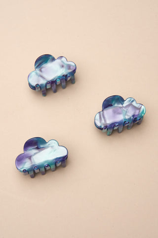 Mini Cloud Claw in Blue (Seconds Sale)