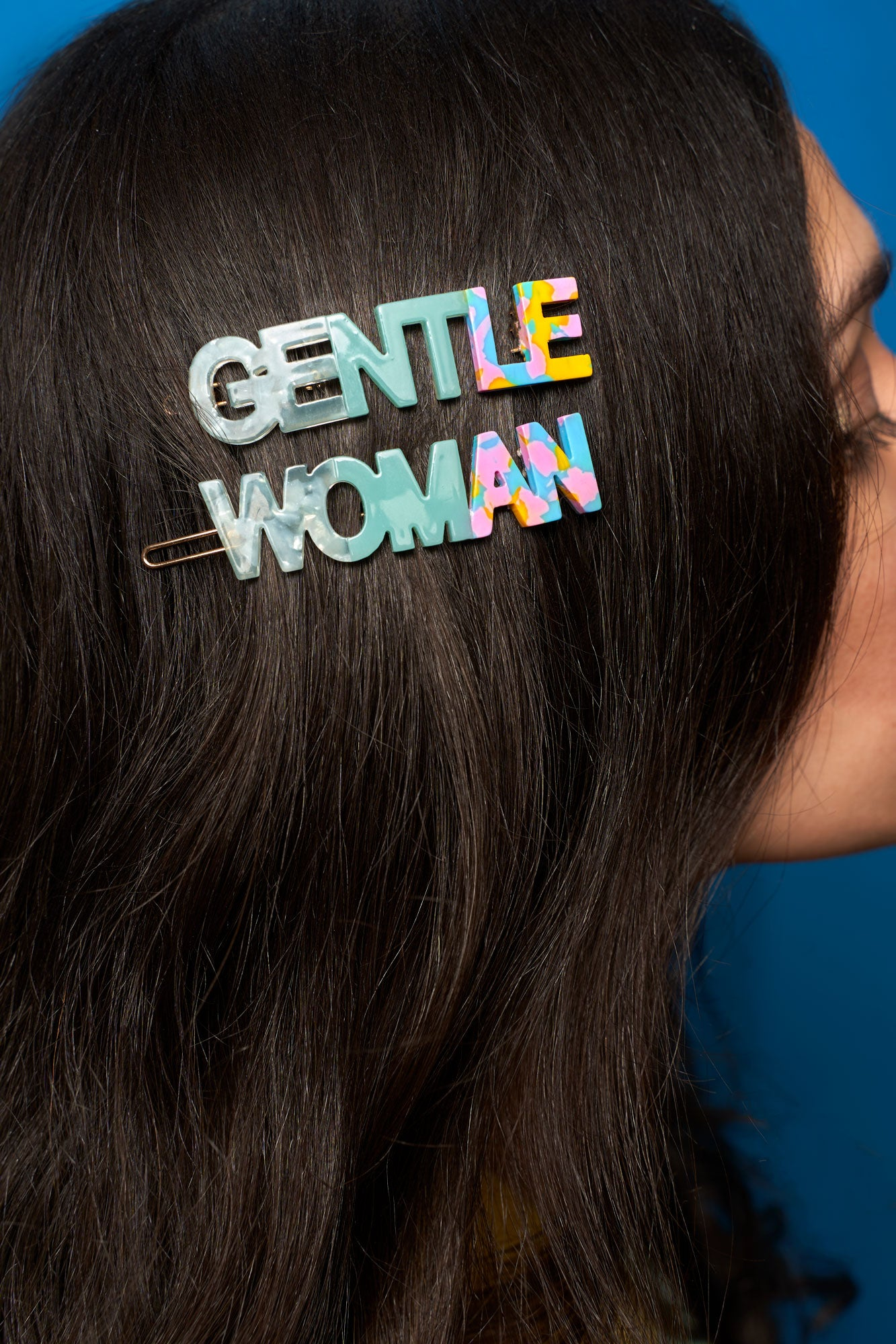 Gentlewoman's Agreement® Hair Clip Set in Mint