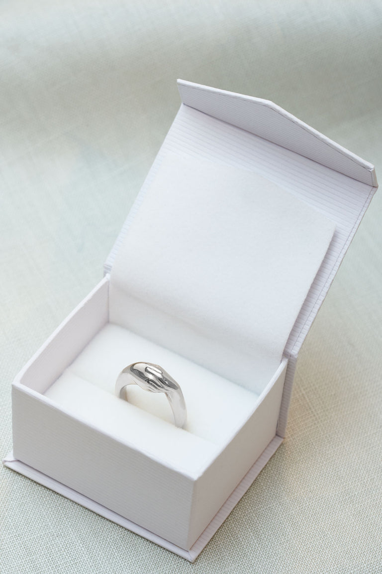 Gentlewoman's Agreement® Ring in Sterling Silver
