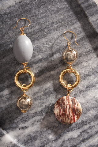Roche Earrings