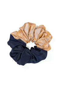 Midnight Sand Scrunchie