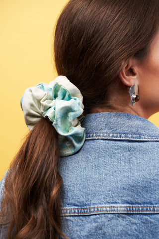 Earth Scrunchie