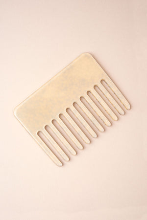 Capelli Comb in Birch (Seconds Sale)