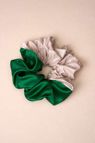 Palm Scrunchie Variation II