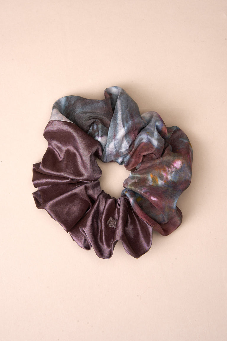Purple Storm Scrunchie