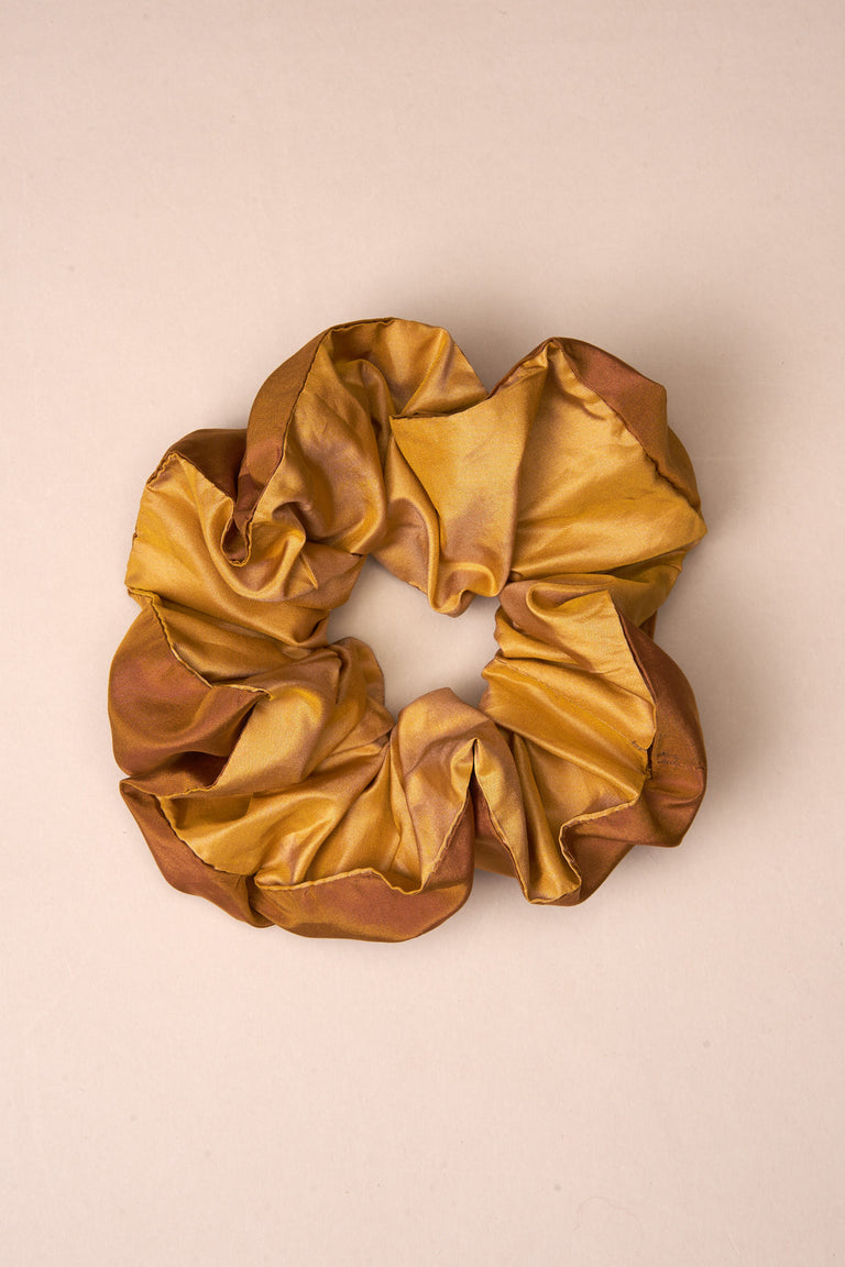 Turmeric Scrunchie Variation II