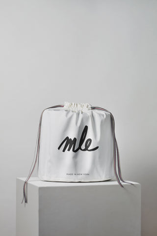 The Custom 706 Leather Bucket Bag Dust Cover