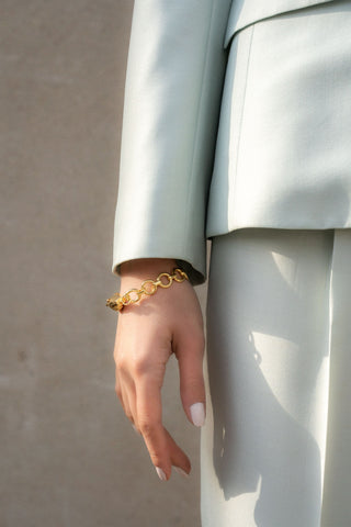 Gentlewoman's Agreement™ Bracelet in Gold