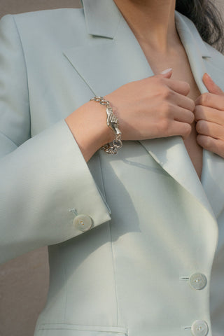 Gentlewoman's Agreement™ Bracelet in Silver