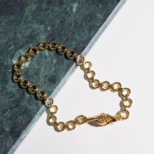 Gentlewoman's Agreement® Necklace in Gold