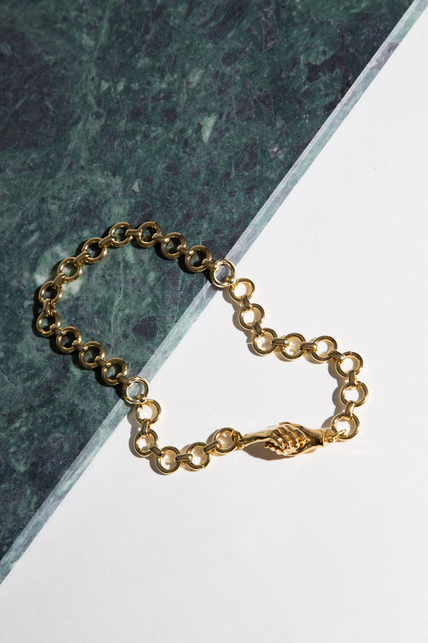Gentlewoman's Agreement® Necklace in Gold 1