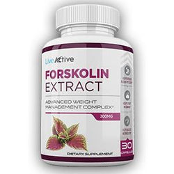 Active Forskolin – 60 Count