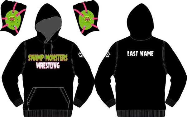 Swamp Monsters hoodie