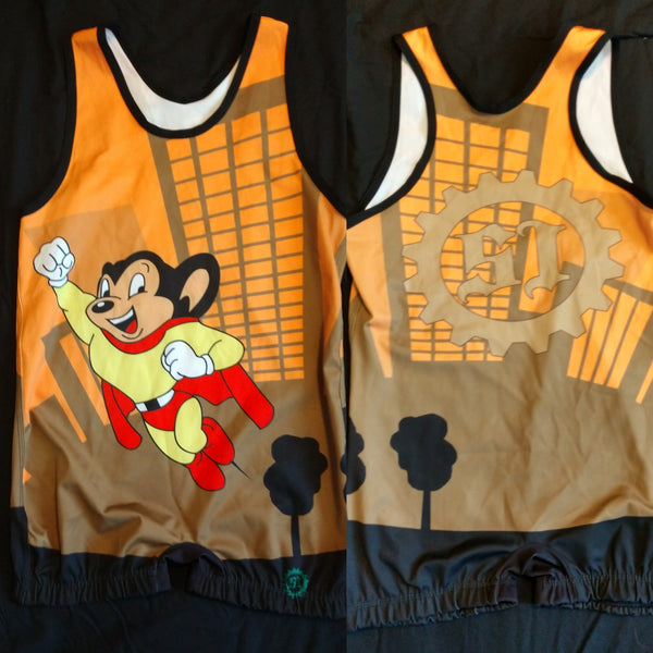 Mighty Mouse singlet