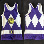 Purple Ranger singlet
