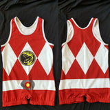 Red Ranger singlet