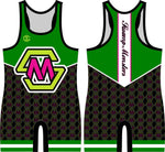 Swamp Monsters singlet