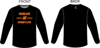 Woodlake HS OGfit long sleeve shirt