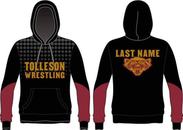 Tolleson HS competitors package