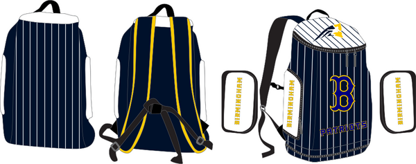 Birmingham HS Wrestling Gear Bag