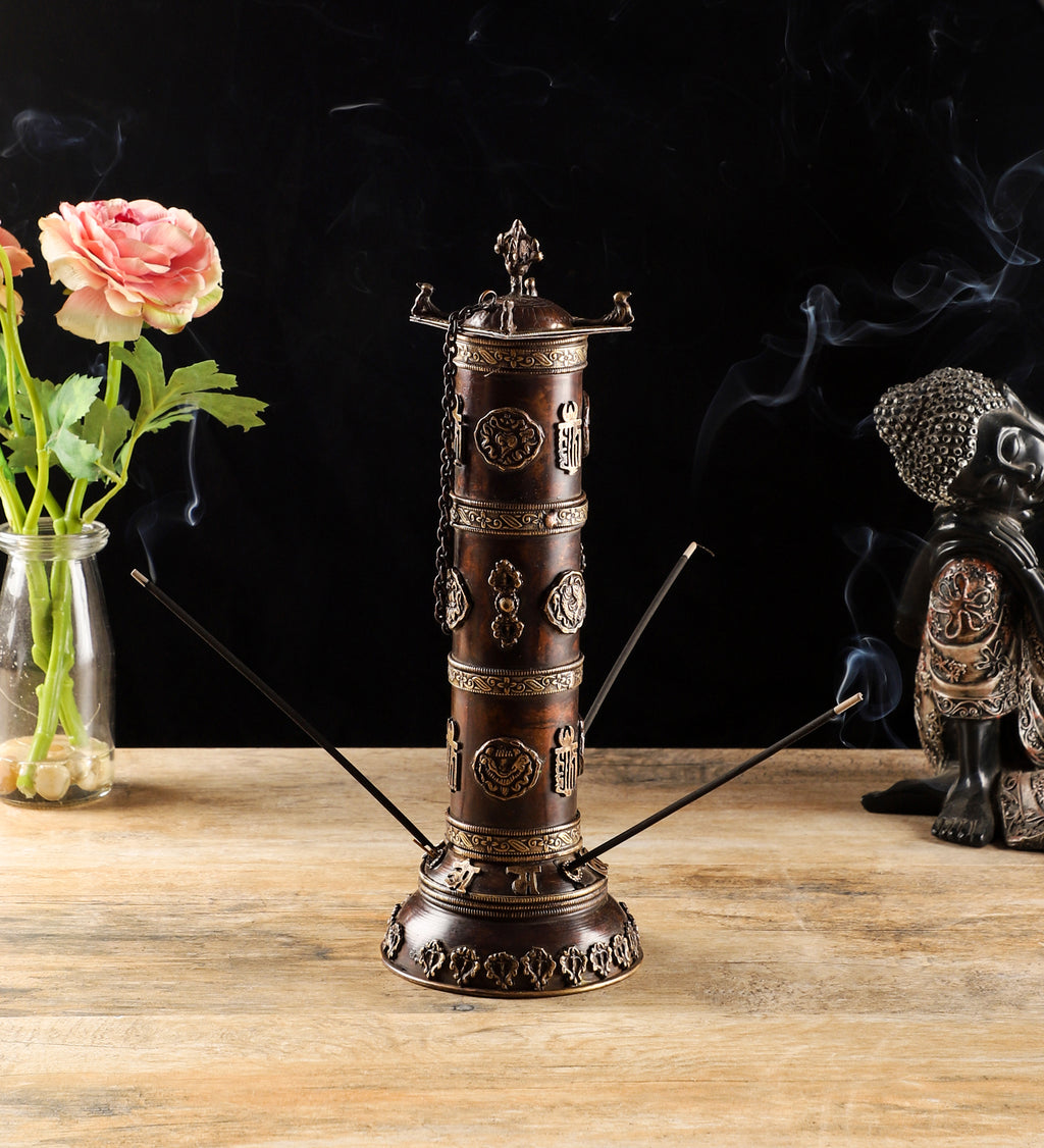 Minar Incense Holder and Storage Box