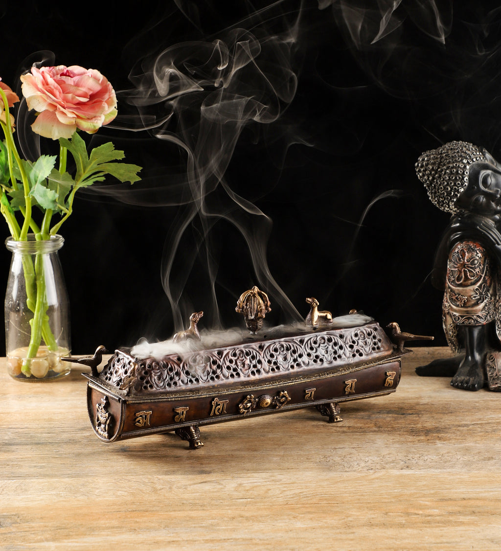 Tranquil Sails - Incense Holder/Table Top Decor