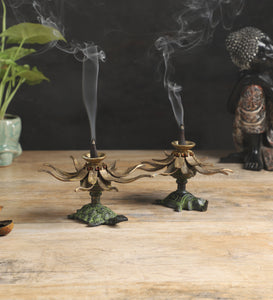 The Lotus Incense Holder