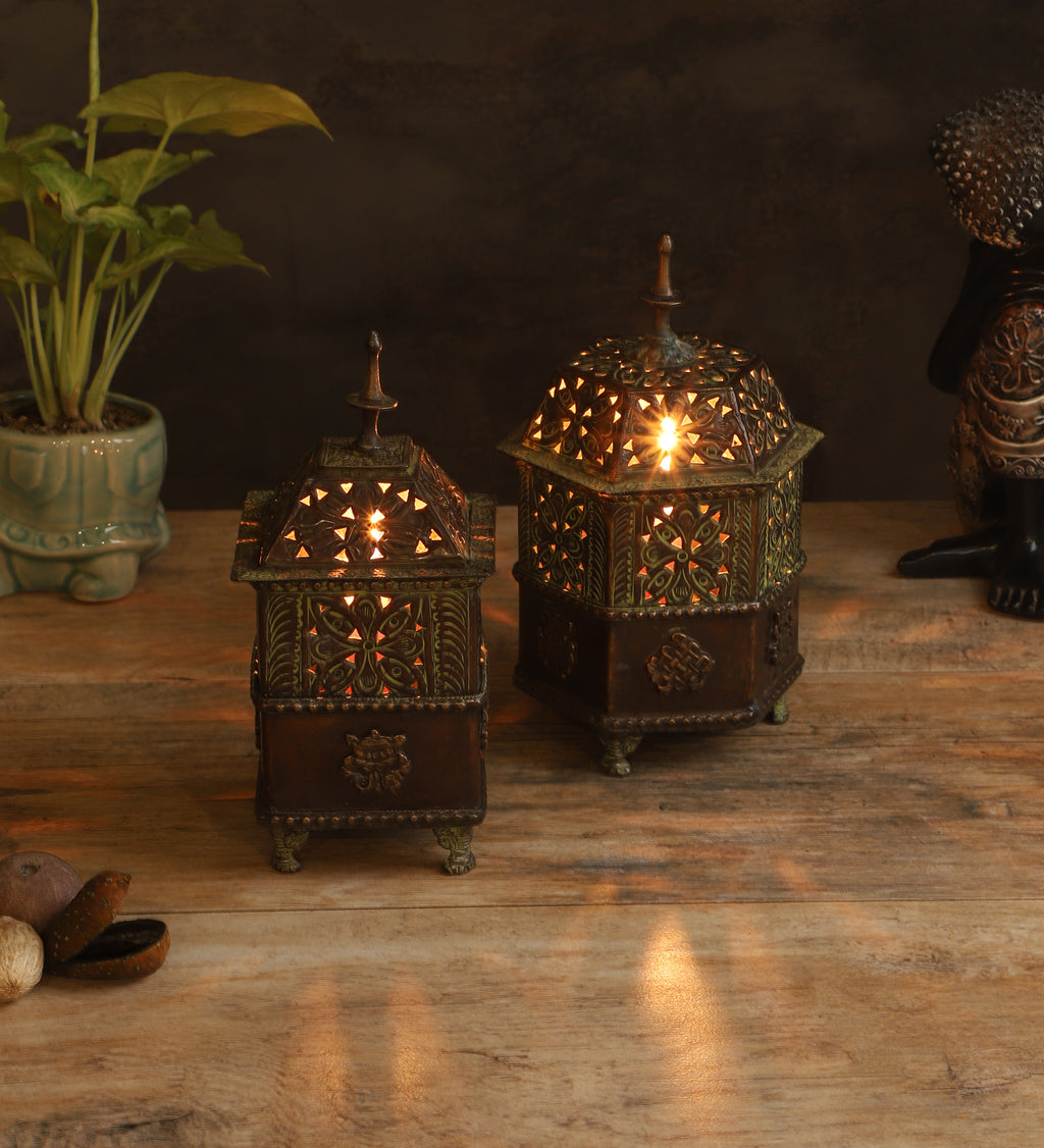 Mini Mandir - Incense Holders