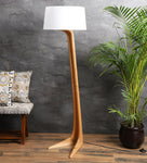 The Leaning Man - Contemporary Floor Lamp