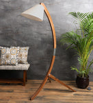 The Crescent - Arched Floor Lamp