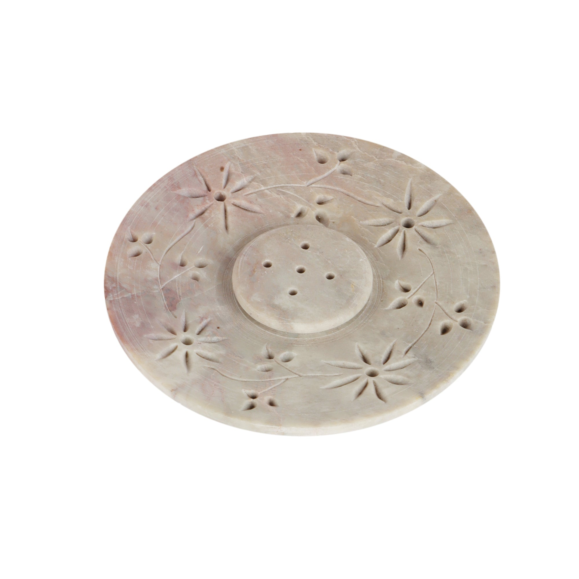 Marble Chakra - Incense Holder