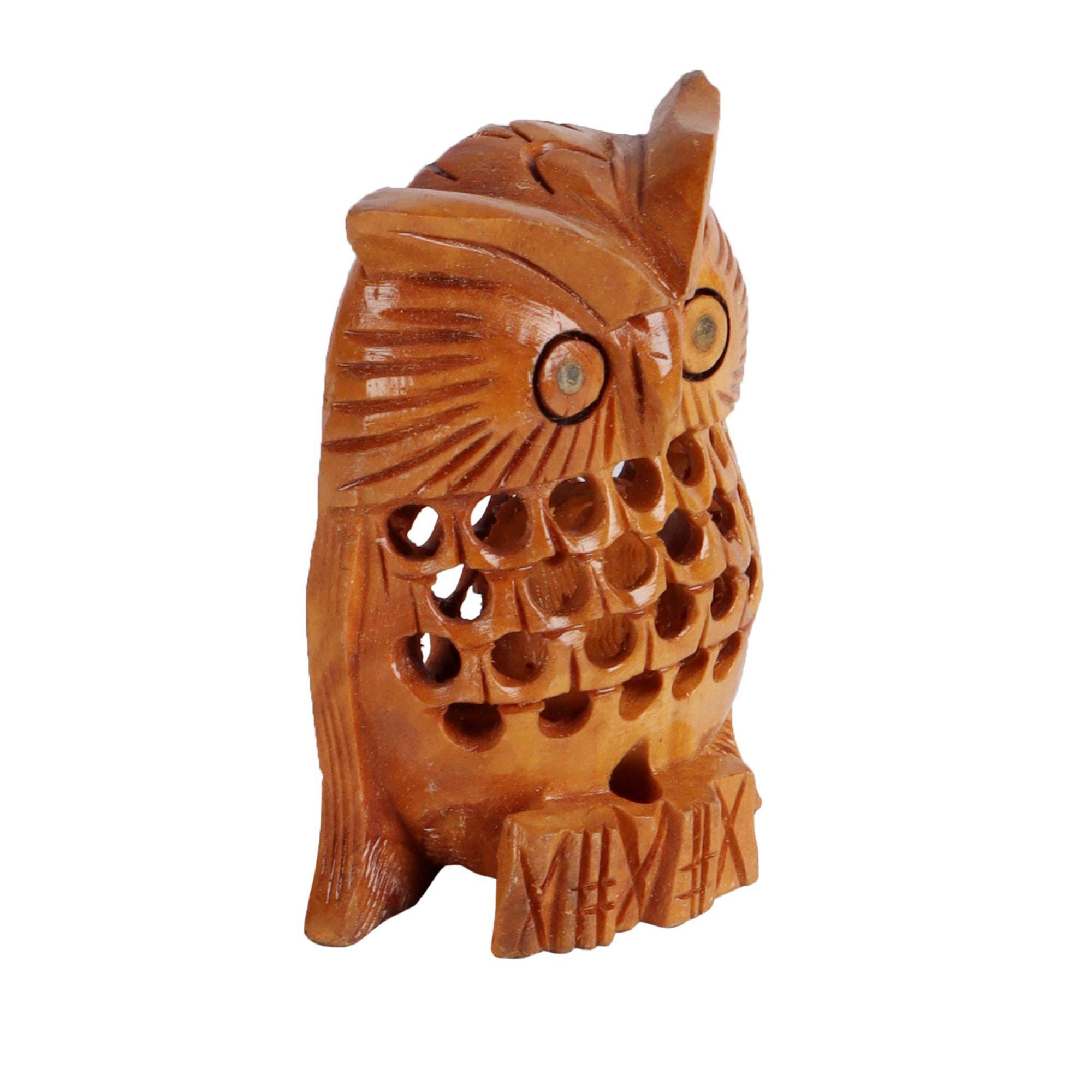 The Little Owl Family (Set of 3)