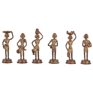 The Tribal Ladies (set of 6)