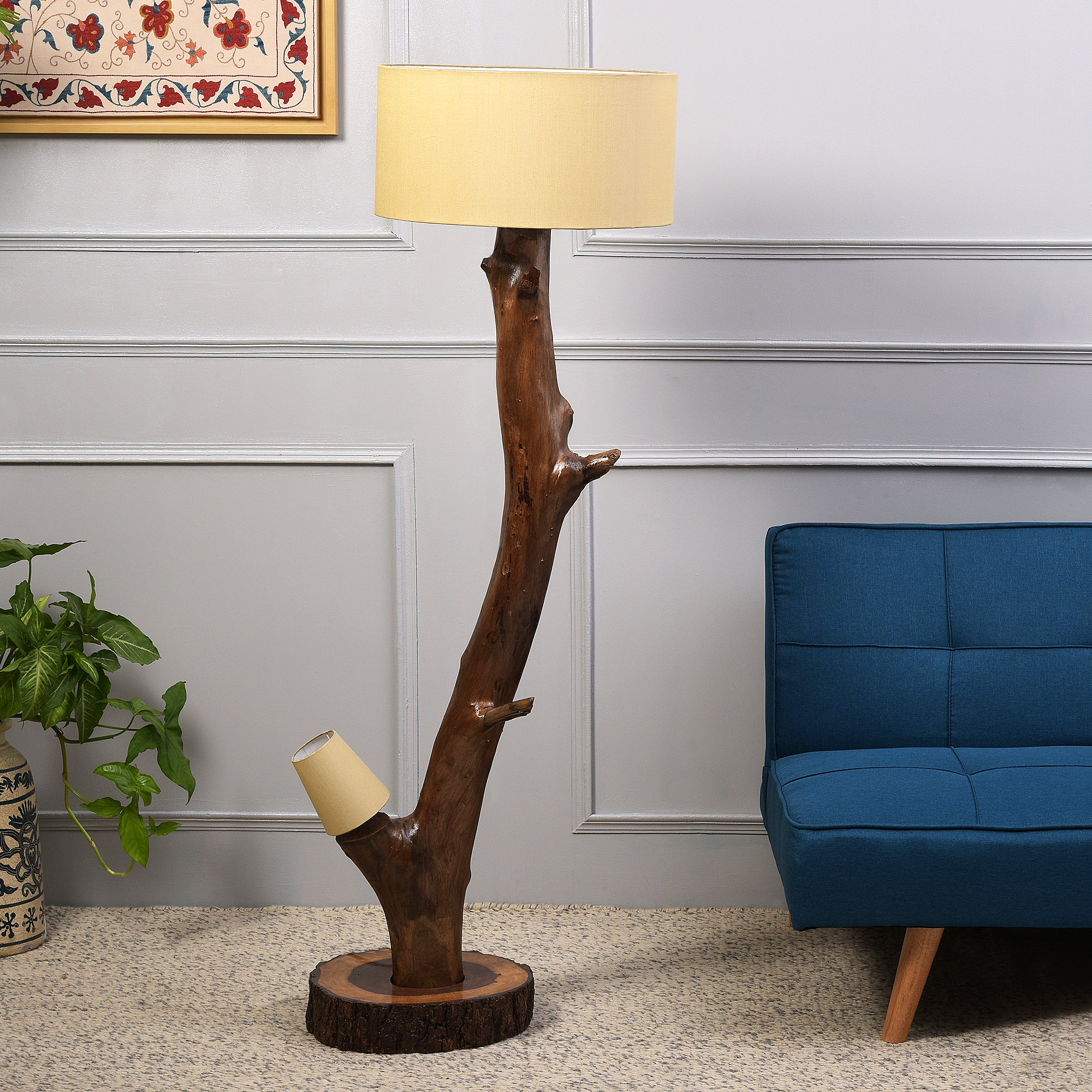 'Caledonian' Floor Lamp