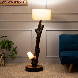 'Dark Entry' Floor Lamp
