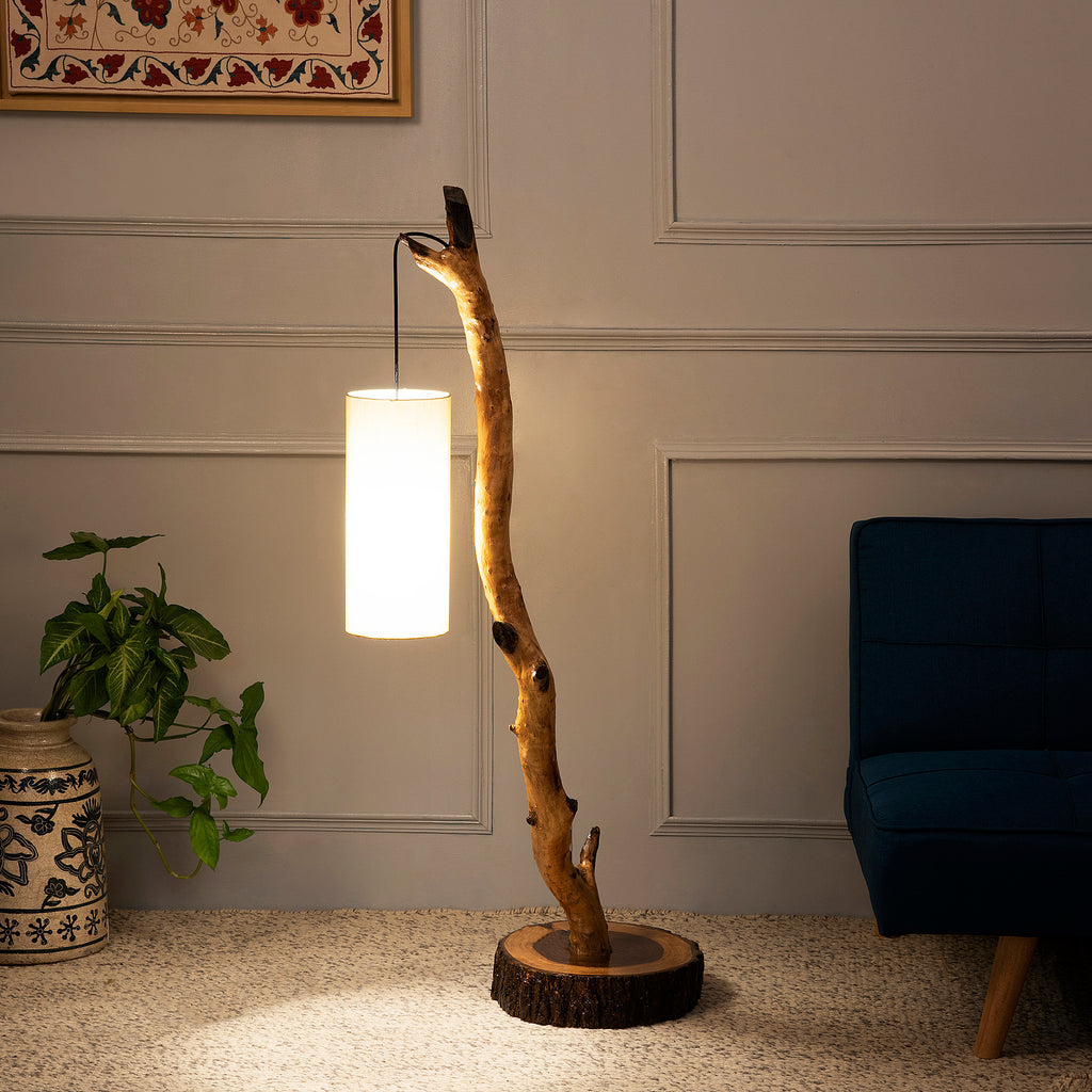 'Evercreech' Floor Lamp