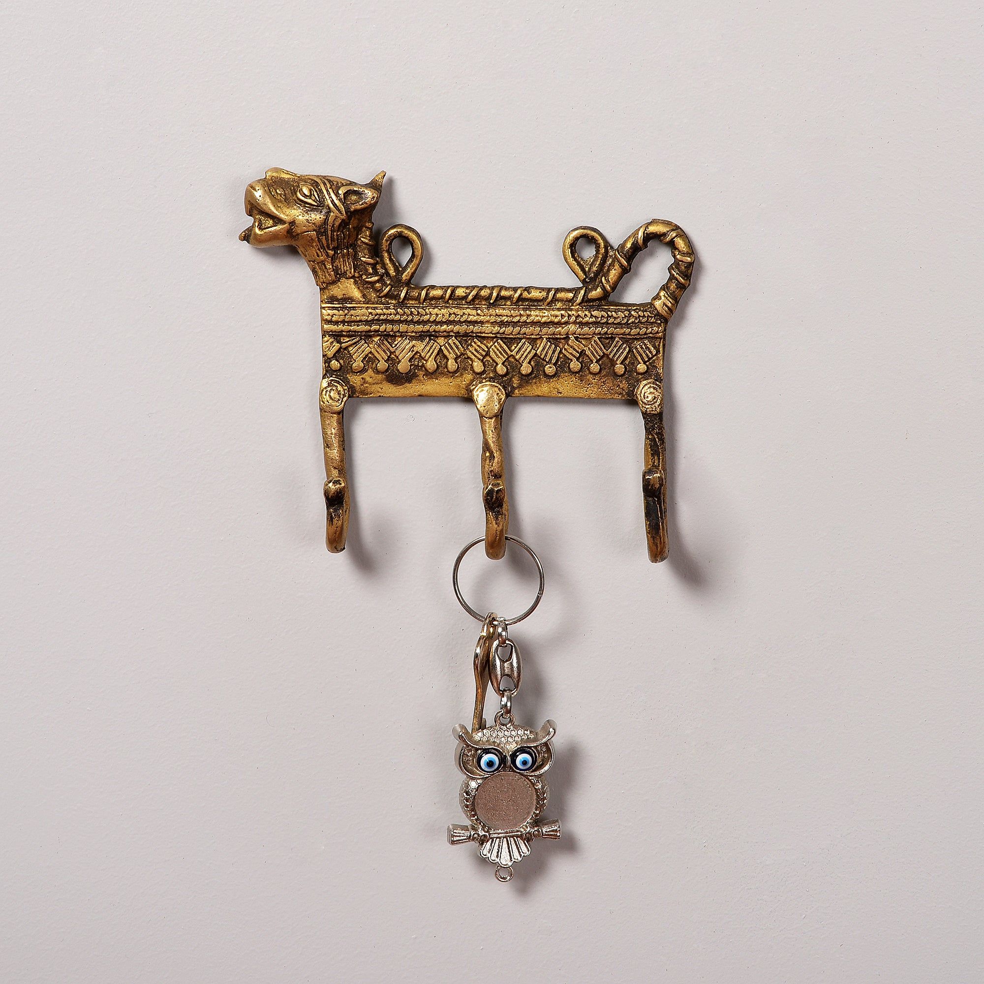 Cow Key Hanger