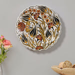 Spring Blossom - Hand Painted Ceramic Wall Plate