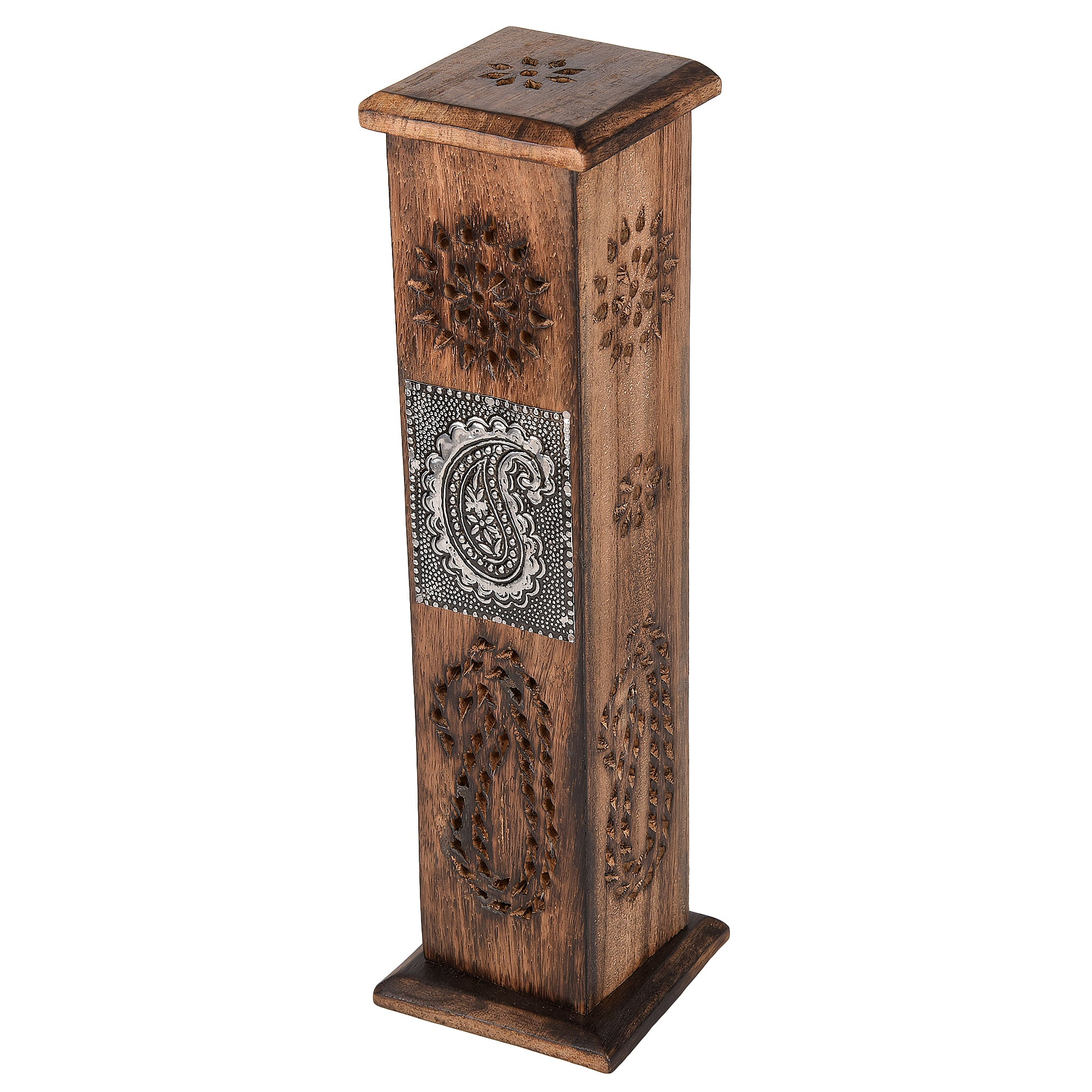 Paisley Patterns - Incense Holder