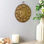 The Buddhist Calendar - Handcarved Wall Decor (Kalachakra)