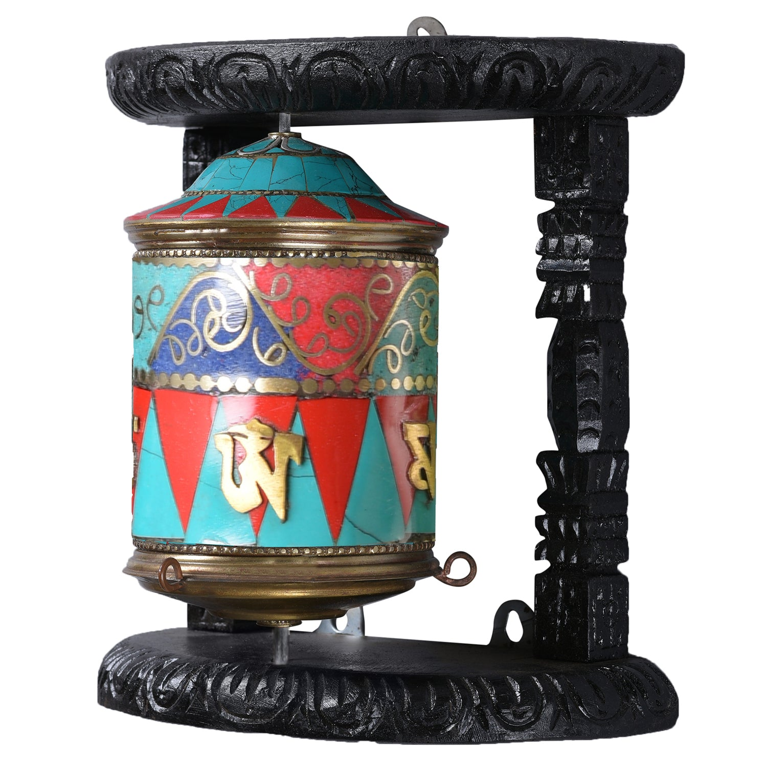 Buddhist Prayer Wheel (Small)